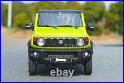 1/18 LCD Suzuki Jimny Sierra SUV Diecast Model Car Gift Collection Light Yellow