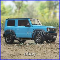 1/18 LCD Suzuki Jimny Sierra SUV Diecast Model Car Toys Gift Collection Colors