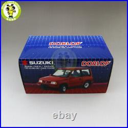 1/18 Suzuki Vitara Escudo Early Version New Junior LHD Diecast Model car Gray