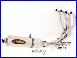 1992 GSX-R1100 GV73A Oil Cooling Latest Model AKRAPOVIC Stainless Muffler yyy