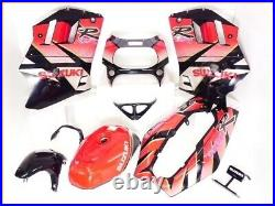 1992 SUZUKI GSX-R1100 GV73A Oil Cooling Later Model Genuine Exterior Set yyy