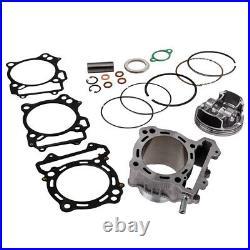 2003-2014 for Suzuki LTZ 400 models 434cc Big Bore Cylinder Piston Gasket Kit