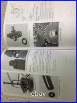 2008 Buell 1125R 1125 R Model Service Shop Manual Set W Electrical & Parts Book