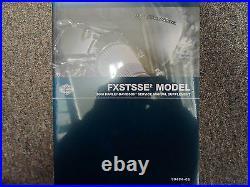 2008 Harley Davidson FXSTSSE2 Models Service Repair Shop Manual Supplement NEW X