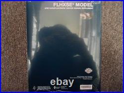 2012 Harley Davidson FLHXSE FLHXSE3 Models Service Shop Manual Supplement NEW