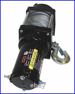 2500lb Mad Dog Winch Mount Combo Suzuki 2008-2020 King Quad 400 (all models)