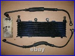 86 87 85 1986 SUZUKI GSXR 750 OIL COOLER (not orginal to model)