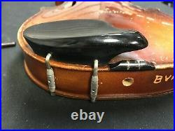 Etude Model Nagoya 4/4 Violin (missing Button, Strings, Put Back Together)