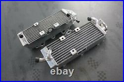 Fit Suzuki RM250/RM 250 2-stroke Model P/R/S 1993 1995 94 95 aluminum radiator