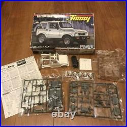 Fujimi Suzuki Jimny Custom 1/24 Model Kit #14065