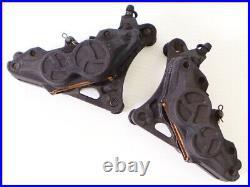 GSX-R1100 GV73A Oil Cooling Latest Model NISSIN 4POT Front Caliper Set 90mm yyy