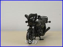 MODEL Suzuki GS1000S diecast metal figure 1/16 Not For Sale GS Wes Cooley