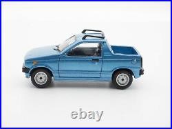 Microcar Models Australia Suzuki Mighty Boy 1986 SS40-PS-QL MMA 006 Blue Ltd Edn