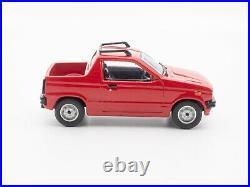 Microcar Models Australia Suzuki Mighty Boy 1986 SS40T-PS-QL blue MMA 006 Ltd ed