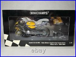 Minichamps 112 Suzuki GSX-R1000 Foret WSB 2006 Corona Diecast Model Motorcycle