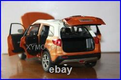 NEW 1/18 Suzuki Vitara Diecast Model Car SUV Gift blackish green/Orange/Red