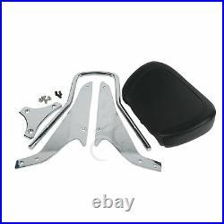 New Sissy Bar Backrest UpRight For Suzuki Boulevard M109R Models 2006-2020 USA