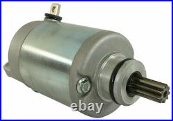 New Suzuki Gsf650 Bandit Starter Motor Oil Cooled Models Only 2005 To 2006