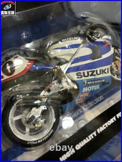New Tamiya 112 Masterwork Suzuki RGV XR89 1999 #9 Finished Model No Minichamps