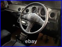 New upgraded Steering Wheel for all models of SUZUKI samurai/Gypsy/SJ413/SJ410