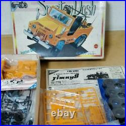 Nichimo SUZUKI Jimny8 American Sprit 1/20 Model Kit #15860
