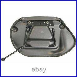 Quick Detachable Saddle Bag System- FOR SUZUKI BOULEVARD M109R Model