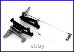 Raask Classic Rearsets Suzuki GSXR750 88-91 GSXR1100 89-92 Models