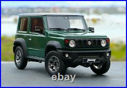 SUZUKI JIMNY 2019 SUV Metal Diecast Car Model 118 Scale Boys Gifts Green