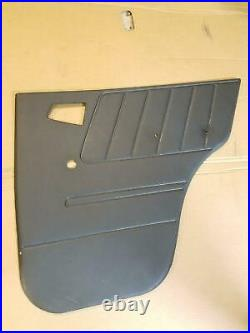 SUZUKI SIDEKICK GEO TRACKER Passenger REAR Door Panel CARD 4 door model ONLY