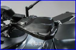SW-Motech KOBRA Handguard Kit (Black) fits for Honda, Kawasaki & Suzuki Models