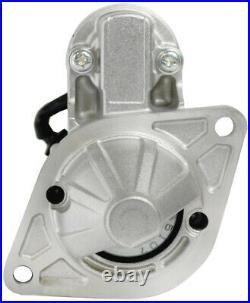 Starter Motor for Kubota Ride On Mower 2T600 B1600 D26 D850-B1 Models Diesel
