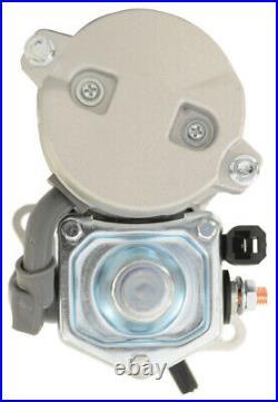 Starter Motor for Kubota Ride On Mower F2400 F3680 FZ2100 FZ2400 Model Diesel