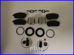 Suzuki Carry Front Brake Pads & Deluxe Caliper repair kit for DB51T DD51T model
