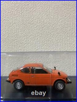 Suzuki Cervo 1977 1/24 Scale Japanese Cars Collection #40 Hachette Diecast Model