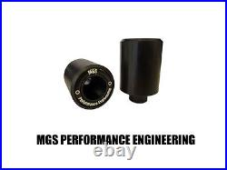 Suzuki GSR 600 2006 2012 models MGS Performance Crash Protectors Frame Sliders