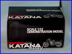 Suzuki Gsx 1100s Katana Yoshimura Demonstration Model Aoshima 112