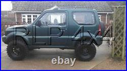 Suzuki Jimny Uprated 2 / 50mm Lift Springs for Left Hand Drive Models LHD
