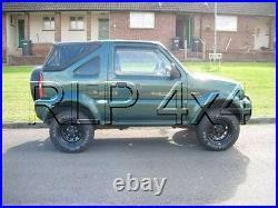 Suzuki Jimny Uprated 2 / 50mm Lift Springs for Right Hand Drive Models RHD