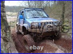Suzuki Jimny Uprated 3 / 75mm Lift Springs for Right Hand Drive Models RHD