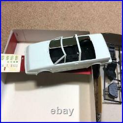 Suzuki NISSAN PULSAR NX EXA CONVERTIBLE 1/24 Model Kit #11180