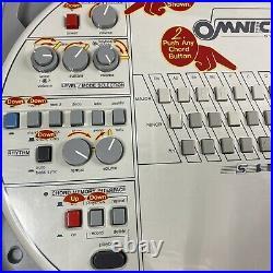 Suzuki Omnichord System 2 Two Model OM-84 With Case/Power Cord