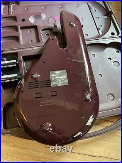 Suzuki Q-Chord Digital Songcard Guitar Model QC-1 Tested