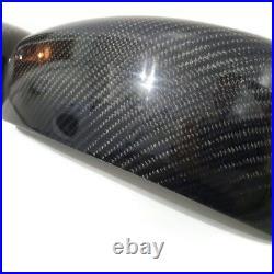 Suzuki Swift Carbon Fibre Wing Mirror Caps Covers SZ3 and SZT models