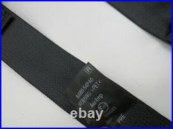 Suzuki Vitara 3 Rear Seat Belts 2016-20 Models