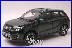 Suzuki Vitara car model in scale 118 green