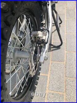 Suzuki rmz450 under 10 hours not crf yzf ktm 2019 model mx bike