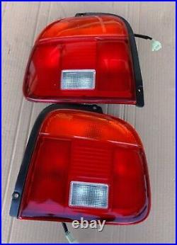 Tail Rear Lights Pair Front Left Right For Suzuki Baleno Sedan Model 1995 98 New
