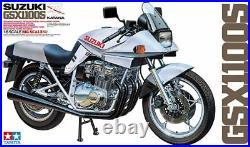 Tamiya 1/6 Motorcycle Series No. 25 Suzuki GSX 1100S Katana Plastic Model 16025