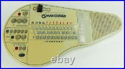 VTG Suzuki Omnichord Model OM-84 System Two All Functions Work But Has Short