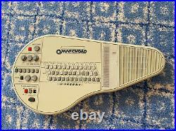 Vintage Suzuki Omnichord Omni Chord System Two Model OM84 WithvSoft Case Works